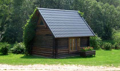Granary for accommodation