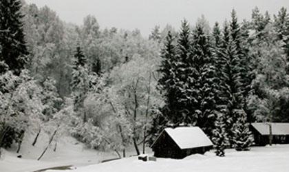 Meie puhkekeskuses saad loodusmõnusid nautida nii suvel kui talvel.